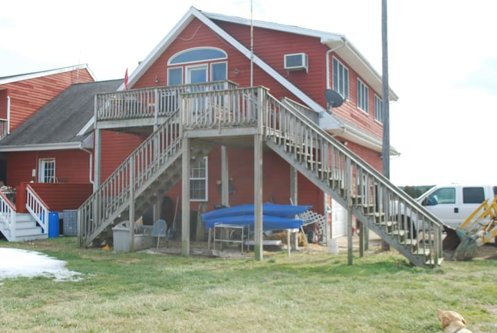 Chesapeake Bay Cozy Apt Water Views Eastern Shore - Taylors Island - Apartment
