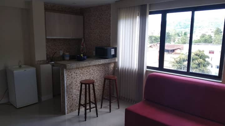 Apartamento em Teresópolis , muito aconchegante .