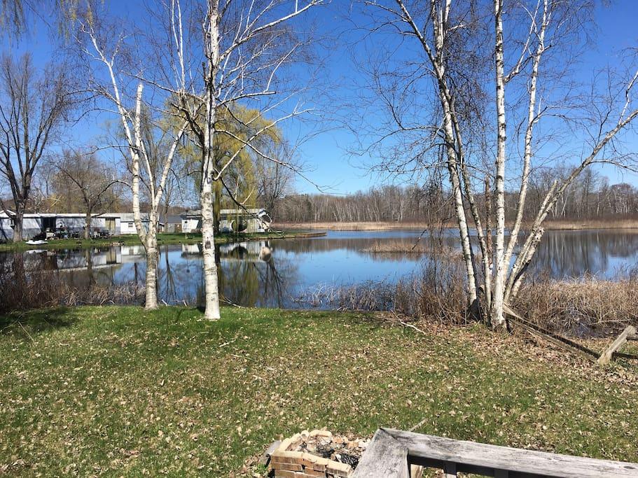 Tubbs lake