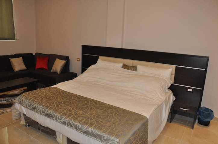 Superior Studio Suite in Sweifieh, Amman