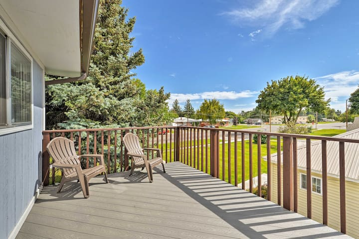 Cozy Rigby Apartment Near Lake & Yellowstone!