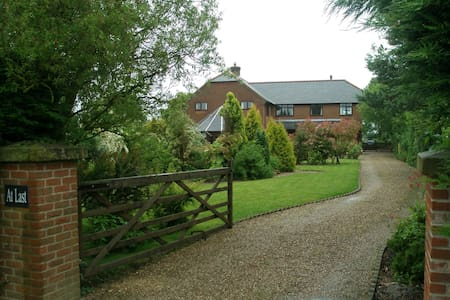 At  Last Bed & Breakfast Edlington - Horncastle