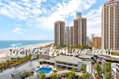 THE ❤️ OF SURFERS + AMAZING VIEWS - Surfers Paradise