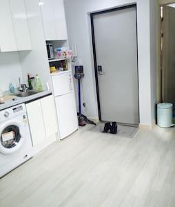 Cute studio 작은원룸이지만 왠만한건다이써~^^* - 서울특별시