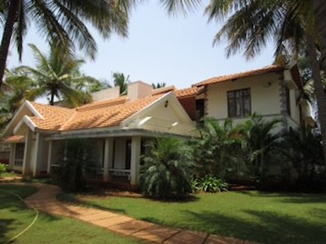 Private Farm House /Villa for Rent - Bengaluru - Aamiaismajoitus