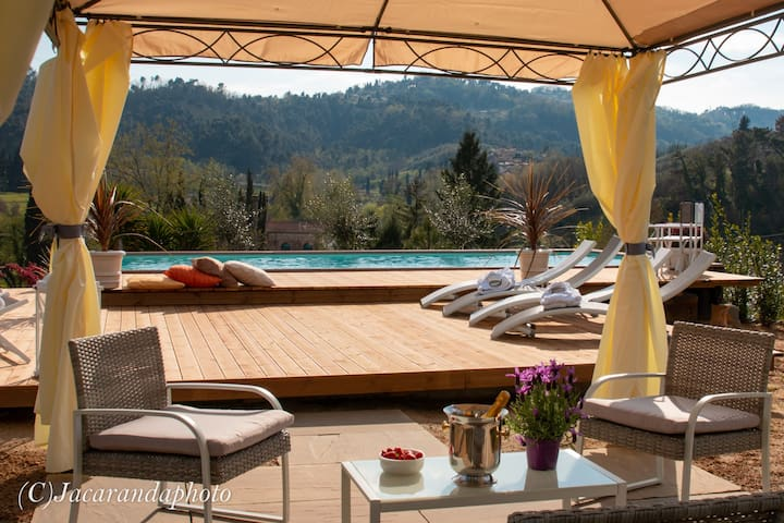 Casale Isidora with pool few km from the sea