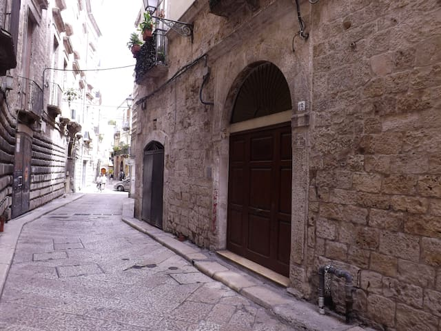 Apartment in the old Bari