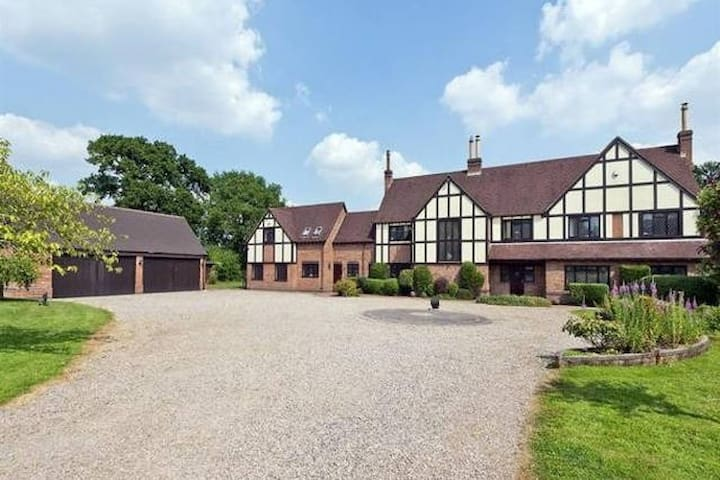 Large Rural Retreat Warwick Suite No 2 - Solihull - 獨棟