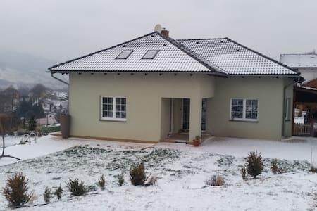 Nový dům se zahradou a bazénem - Liberec - Ház
