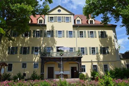 Domizil im Jagdschloss Hummelshain (Suite 4)
