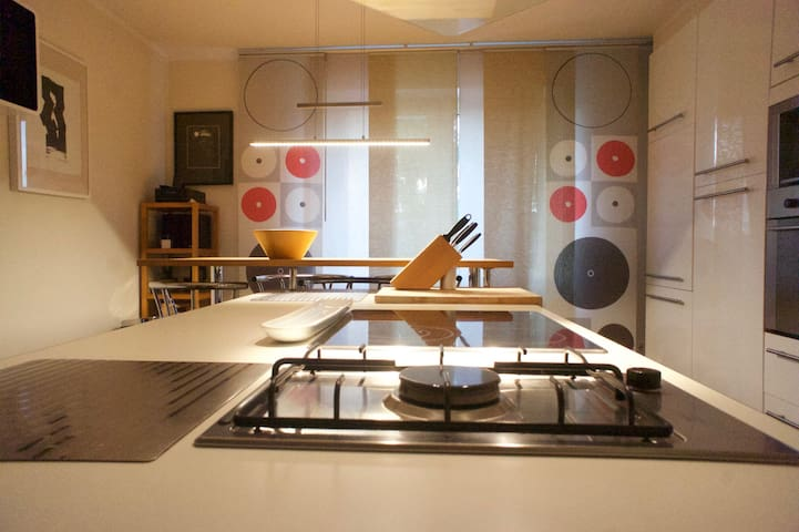 Große exklusive Wohnung - hier lässt es sich leben - Bochum - Condominium
