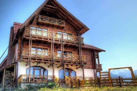 Vila for rent 10 rooms - Sohodol - Villa