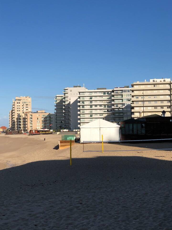 Appartement T2 Póvoa de Varzim