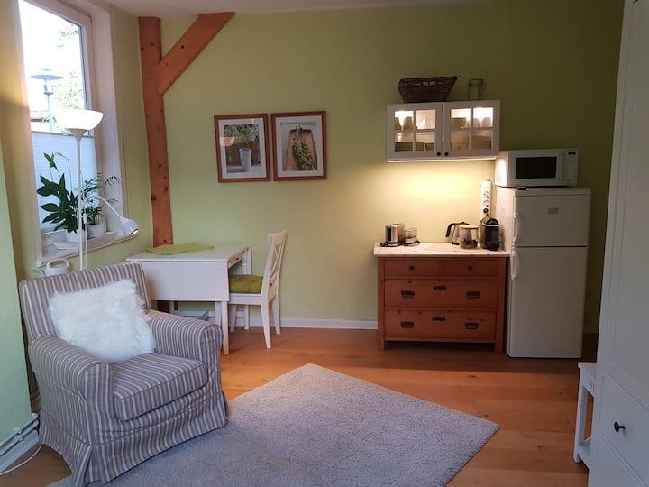 Gemütliches Zimmer in einem schönen Fachwerkhaus