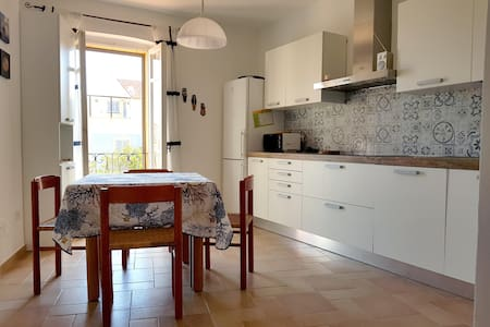 Porto Faro apartament, few steps from the beach