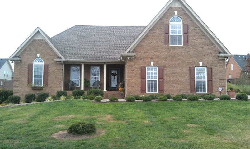 Quiet home B&B 7 min from MTSU - Murfreesboro - House