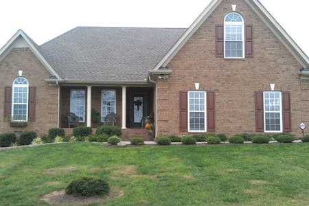 Quiet home B&B 7 min from MTSU - Murfreesboro