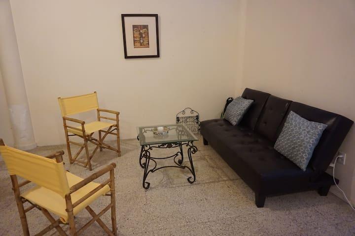 Located behind Dulcis Vida - Aguada - Flat
