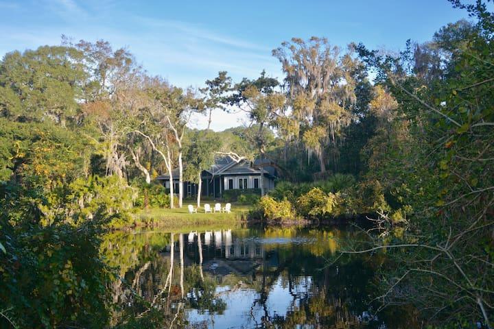 Recently Updated Amelia Island Sanctuary