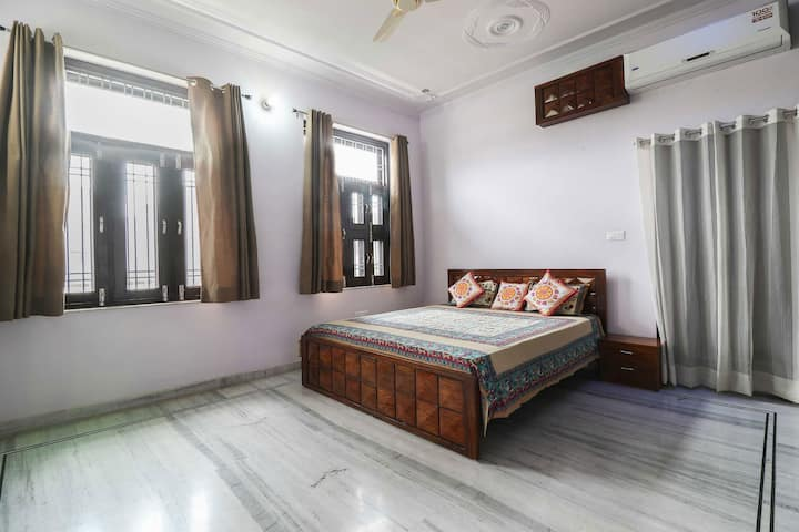 Peaceful Apartment near Jaipur Airport