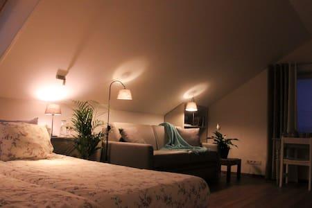 De Zevende Zon (Violette Vlinder) - Poperinge - Bed & Breakfast