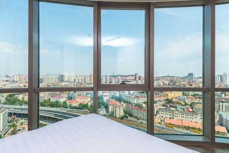 2室1厅豪华度假套房 - Qingdao