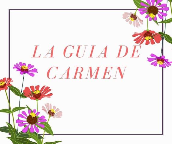 La guía de Carmen