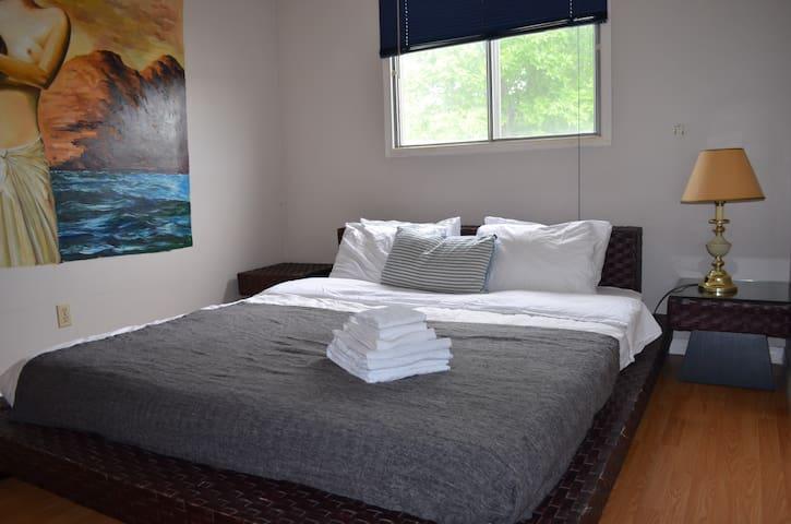 Entire 3 bedroom duplex house