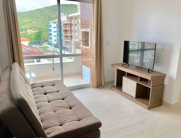 Apartment Palmas Beach, Gov Celso Ramos 2 bedroons