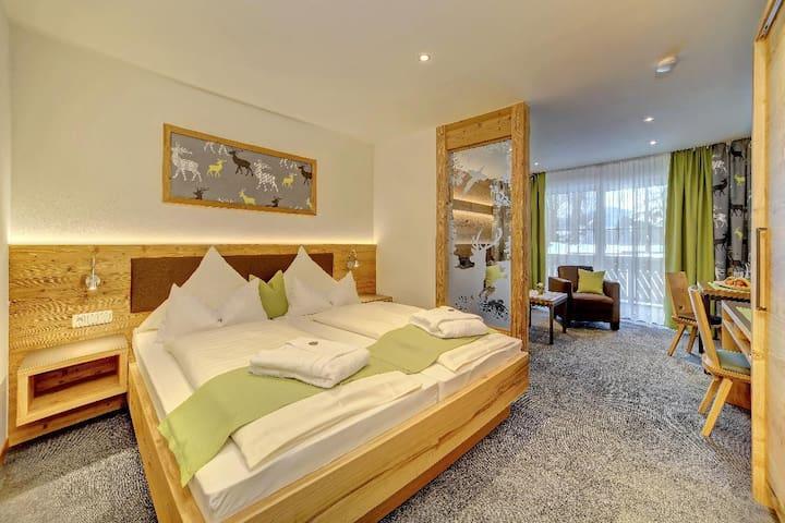 Appart-Hotel Wildererstuben (Bodenmais), Komfort-Appartement 40qm - mit moderner Ausstattung