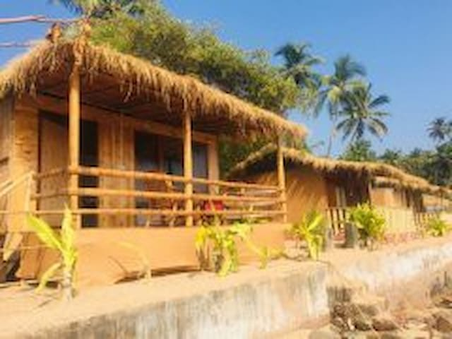 Laguna Vista Beach Cottages - Colomb Patnem Beach