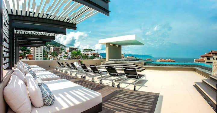 Skyloft  at  Loft 268, Old Town, Puerto Vallarta