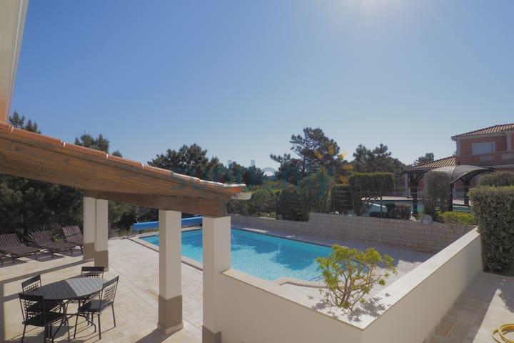 Villa Dom Pedro - Vivenda 4 quartos