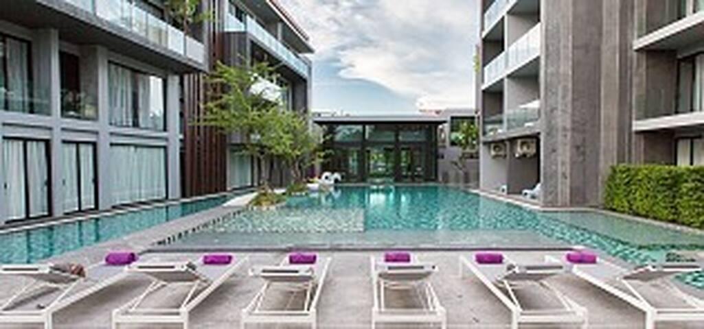 Comfortable room near Phuket International Airport