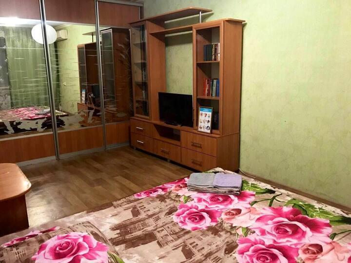 Apartment on Dzerzhinskogo 10