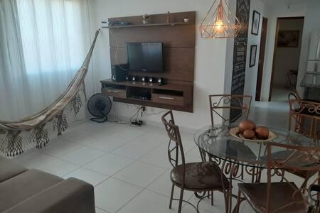 Apartamento mobiliado em Parnamirim.