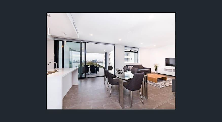 South Perth Apartment Amazing Views - South Perth - Daire