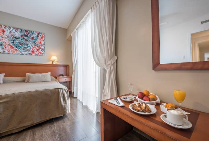 Habitación Standard Doble- Hotel Riviera
