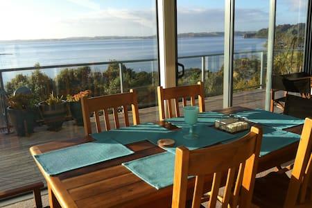 Leigh, Matakana - spectacular sea views - House