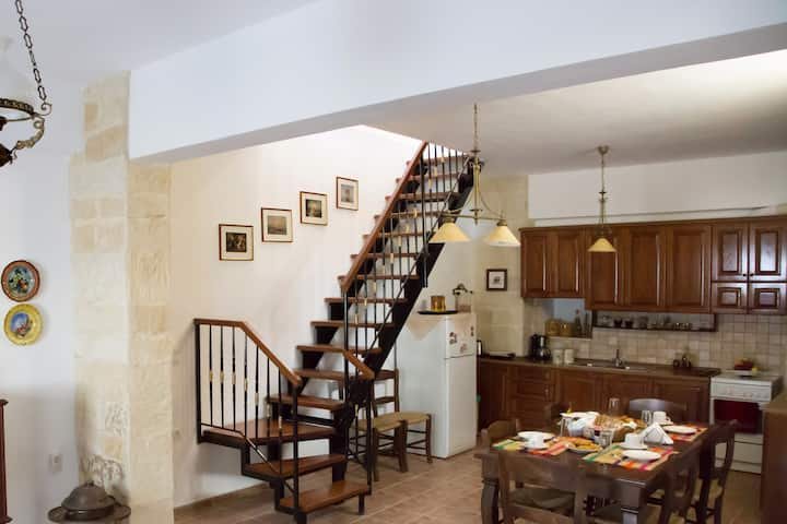 Fabrica Residence ★Traditional Cretan Stone House★