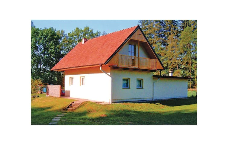 Holiday cottage with 3 bedrooms on 50 m² in Kostelec N.C.Lesy