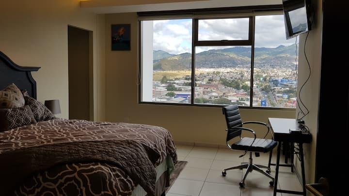 Tegucigalpa: Agradable, moderno y cómodo