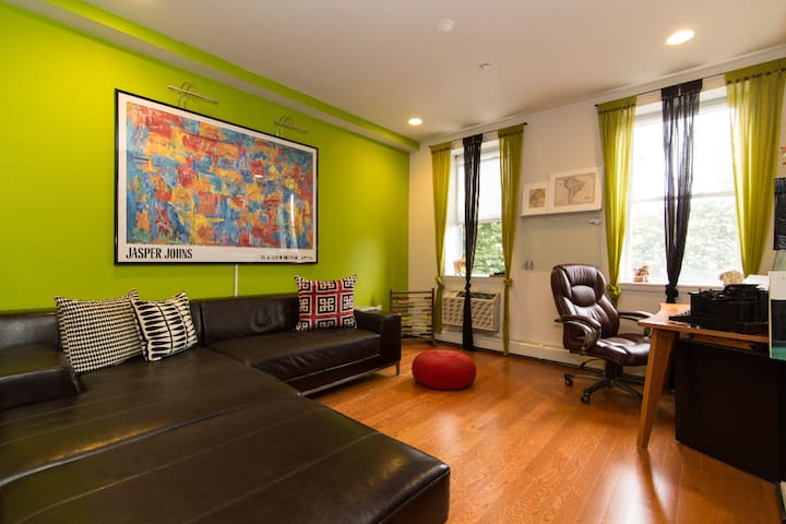 Charming 1 Bedroom in Clinton Hill, Brooklyn