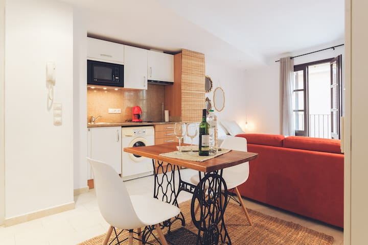 Studio in the heart of Girona - Girona - Huoneisto