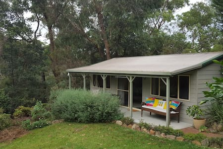 Rancho Relaxo: Granny Flat with Bush Outlook - Springwood