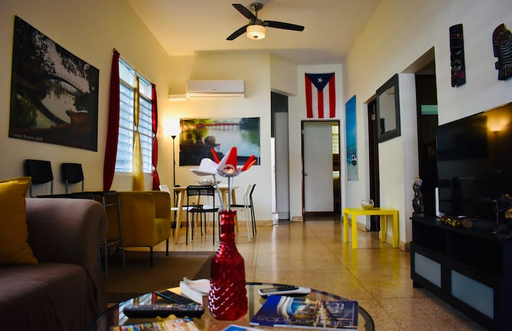 Best location and cost in San Juan