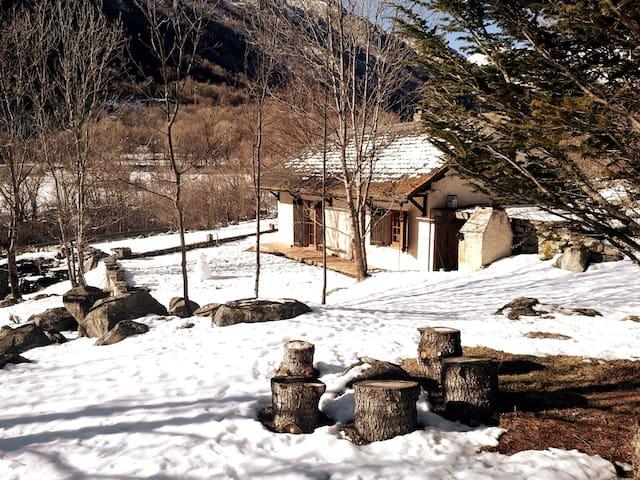 Maison Indépendante à la montagne