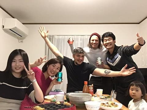 【HomeStay】English/Free Wifi/Nagoya/BabyOK/LongStay