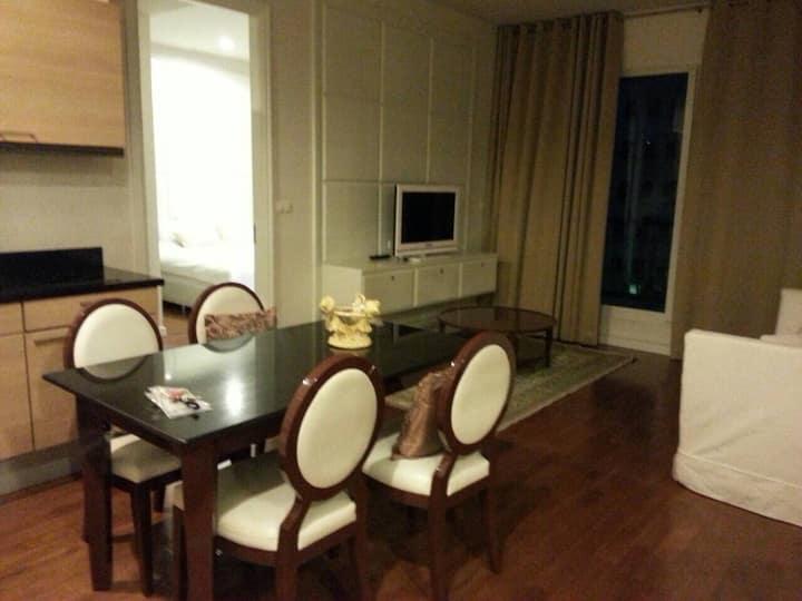 Sophie's Apartment