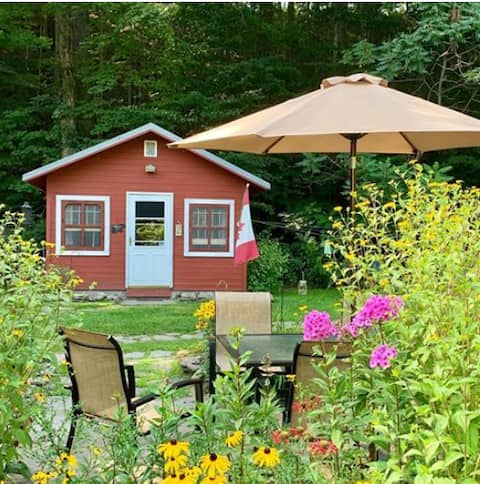 Aldo Leopold's Cozy Cabin by the River